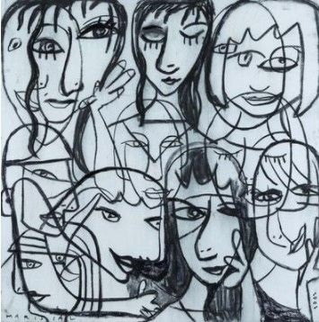 12 faces - Javier Mariscal.