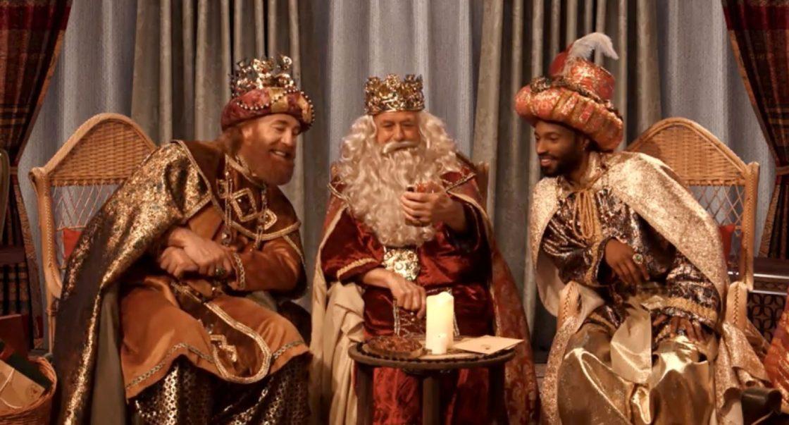 La llamada de los Reyes Magos Iberia 2020