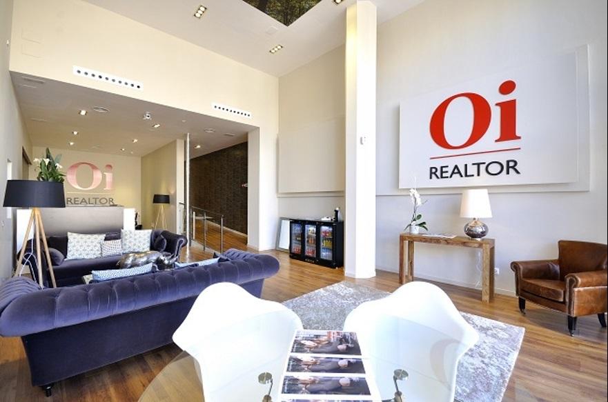 Oficina de la franquicia inmobiliaria Oi Realtor