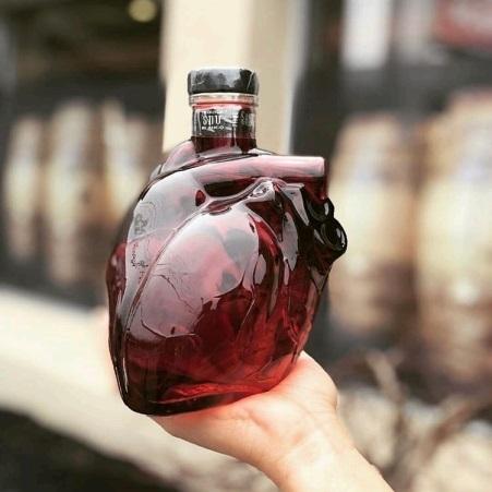 Sangre De Vida Tequila Artesanal, hecho a mano.