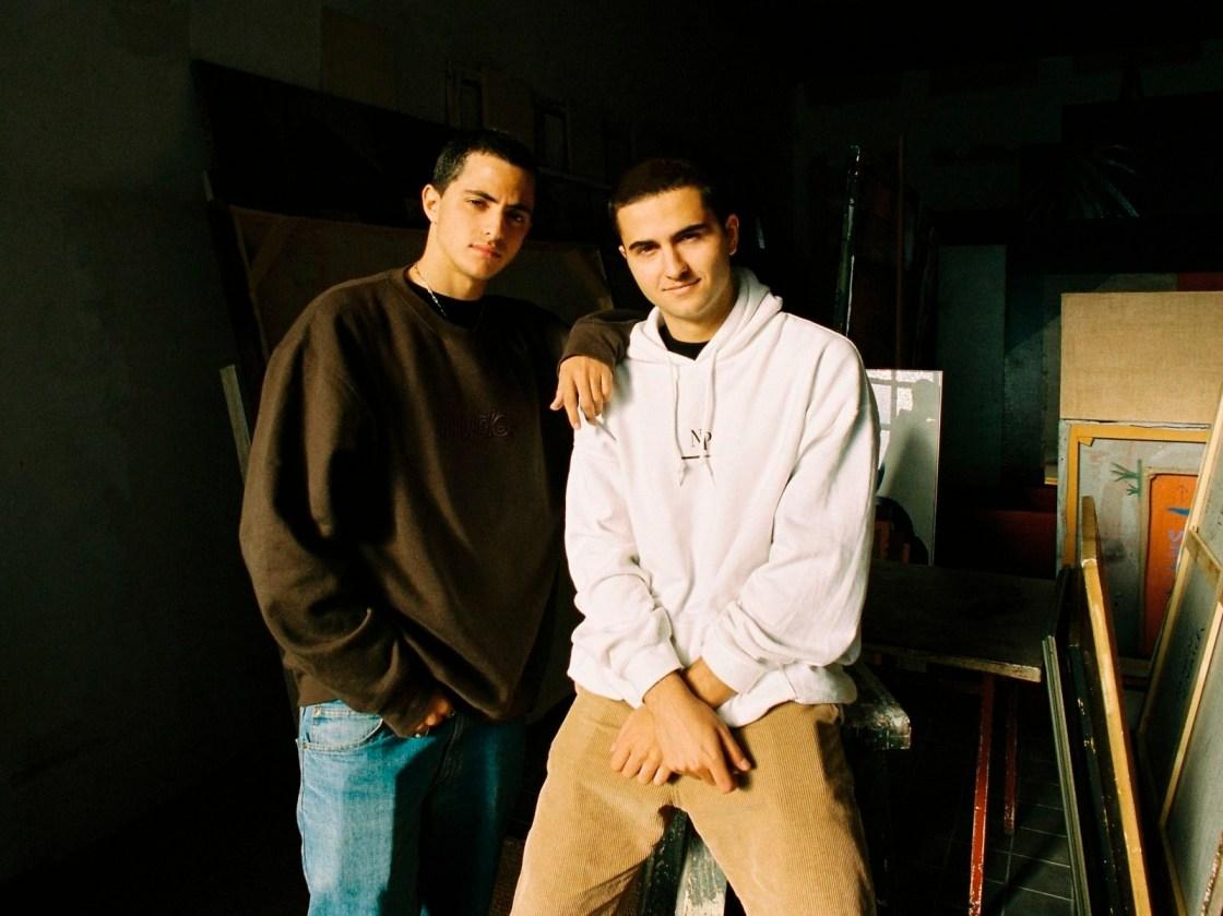Bruno Casanovas y Alex Benlloch, fundadores de Nude Project.