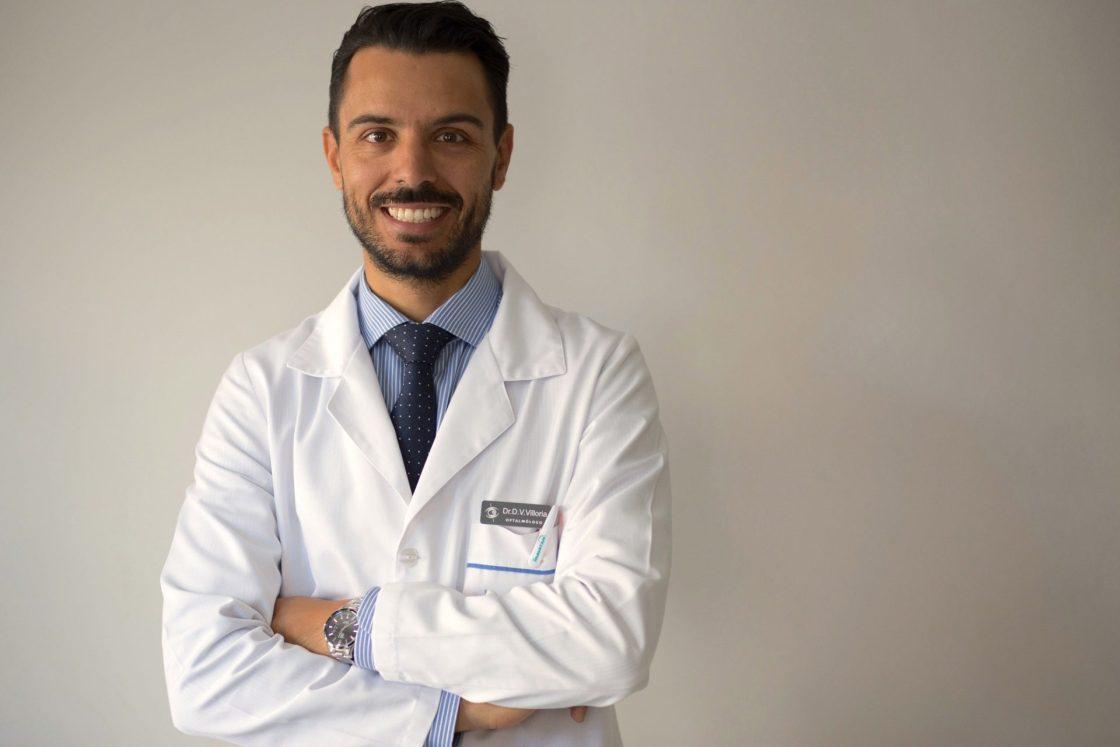 Dr Daniel Villoria.