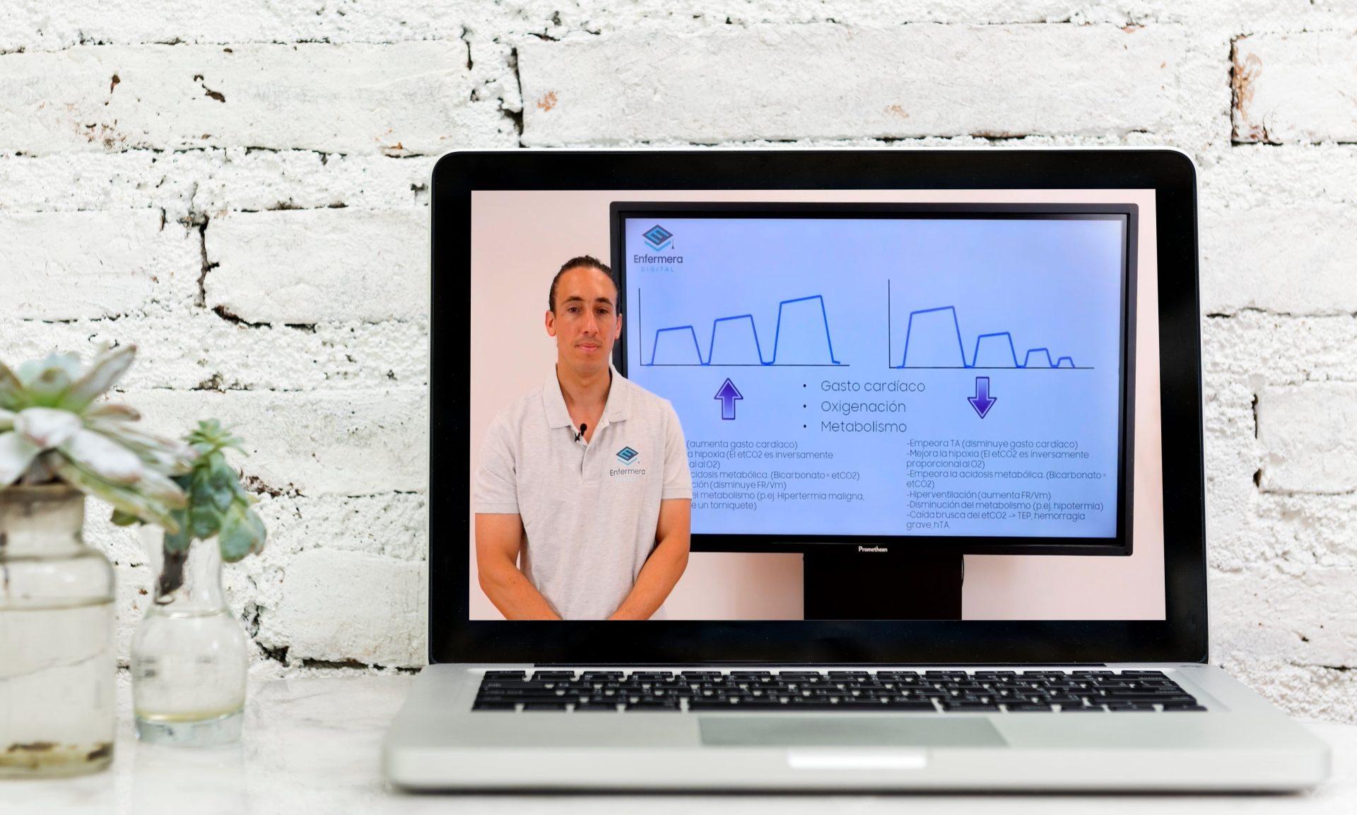 EnfermeraDigital, la nueva plataforma de formación online en enfermería.