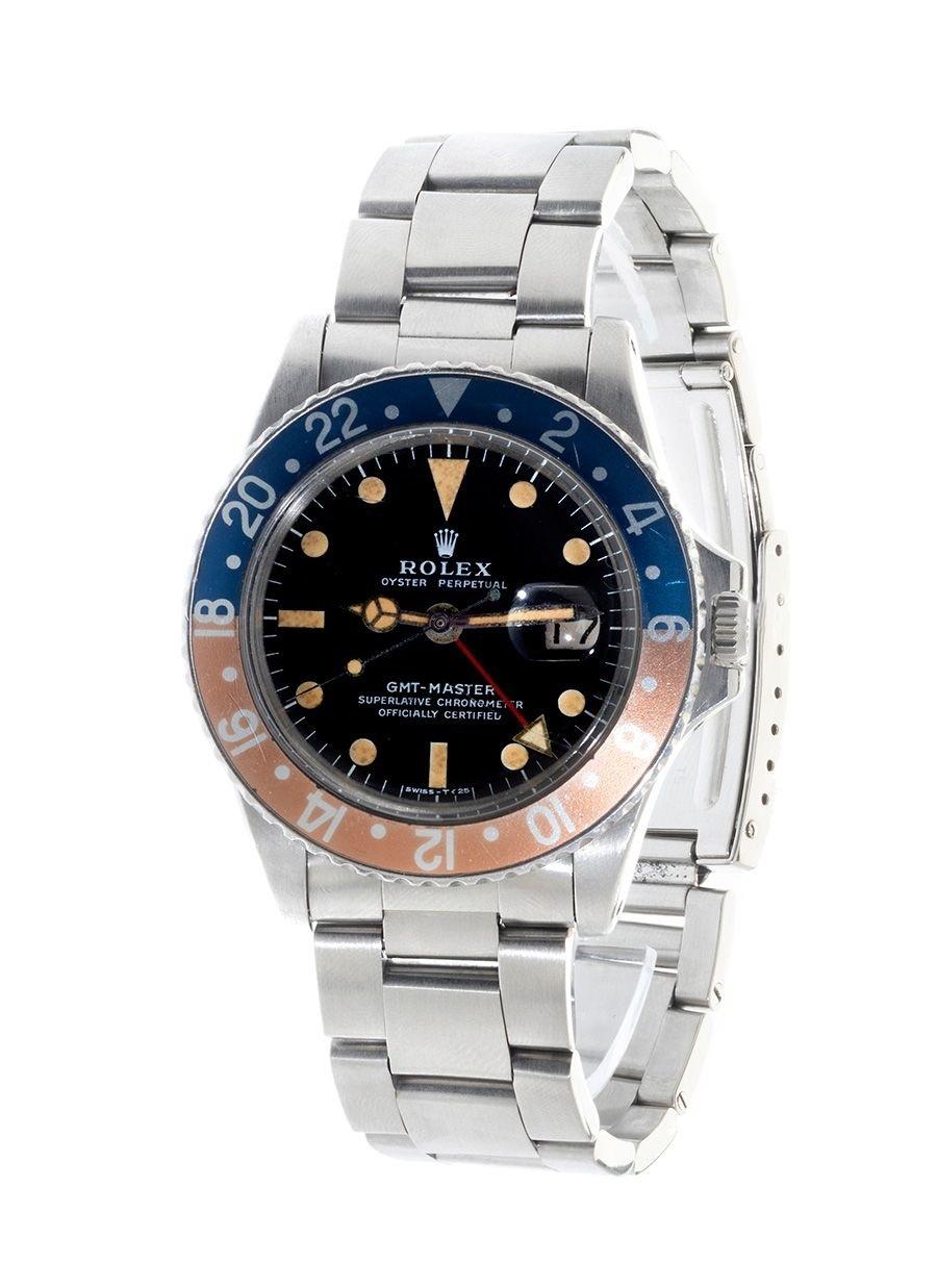 Relojes desde la vertiente artística - Rolex