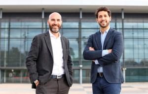 Carles Castilla, CEO Grupo Castilla y Hugo Olaizola, Director General de Wagestream España