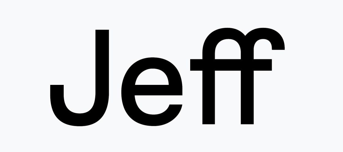 Logo Jeff.
