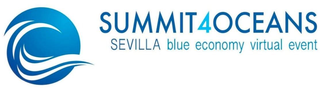 1st Summit4Oceans, Sevilla Blue Economy Virtual Event. Sevilla será la capital de la Economía Azul los días 18 y 19 de Mayo.