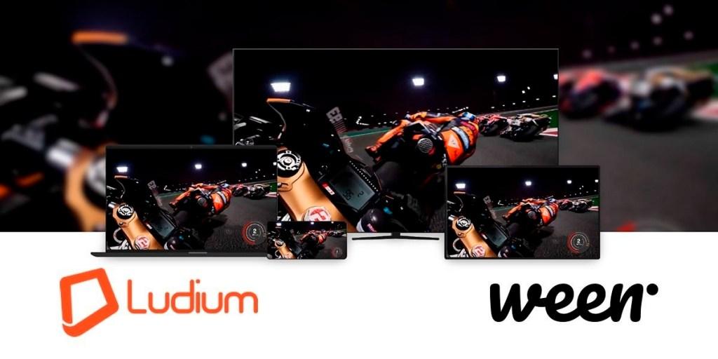 Ludium Lab y Ween anuncian su colaboración para llevar los e-sports a la nube.