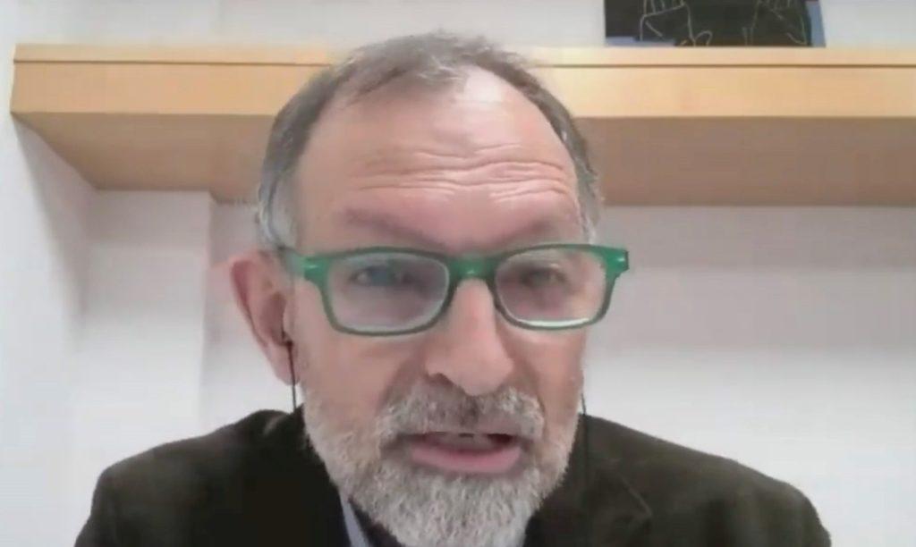 Imagen de Víctor Viñuelas, director ejecutivo de ECODES. EFE