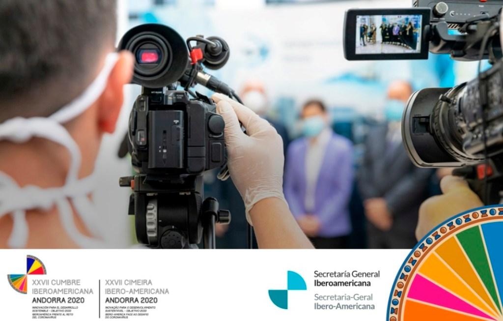 Abierta la acreditación de prensa de la XXVII Cumbre Iberoamericana de Jefes de Estado y de Gobierno.
