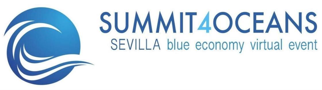 Logo Summit4Oceans Sevilla Blue Economy