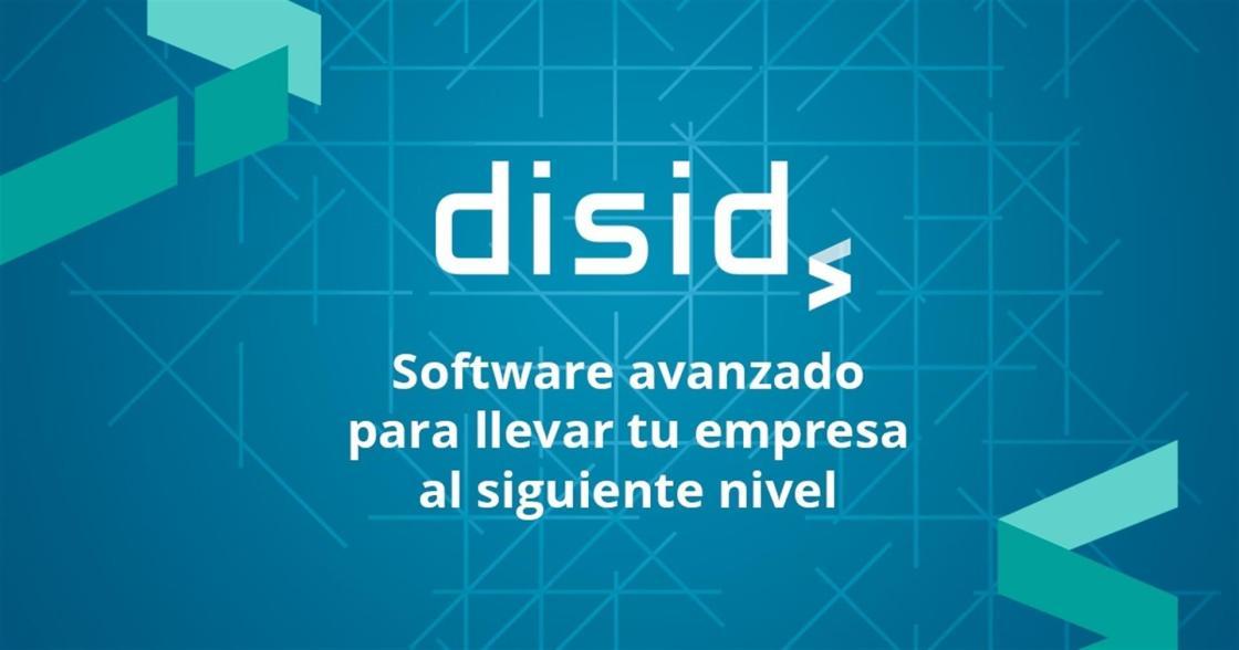 Disid diseña la arquitectura del futuro de las carreteras españolas. Logo Disid.
