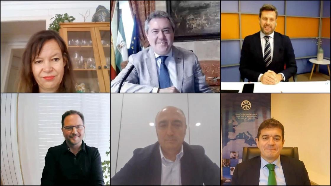 """Sevilla pedirá """"pasar a la acción"""" en los compromisos de la economía azul."""