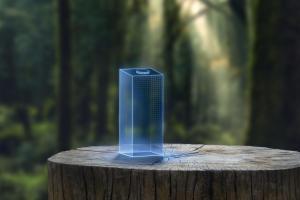 """Imagen cedida por Tetra Pak del """"envase del futuro"""""""