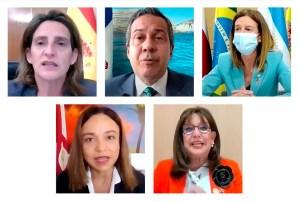 """Las ministras y ministros de Medio Ambiente de Andorra, España, Costa Rica, y República Dominicana: """"la agenda ambiental iberoamericana es impostergable"""""""