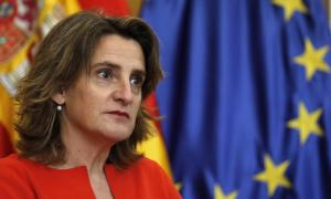 La vicepresidenta cuarta del Gobierno y ministra para la Transición Ecológica y el Reto Demográfico, Teresa Ribera. EFE/J.J. Guillen/Archivo