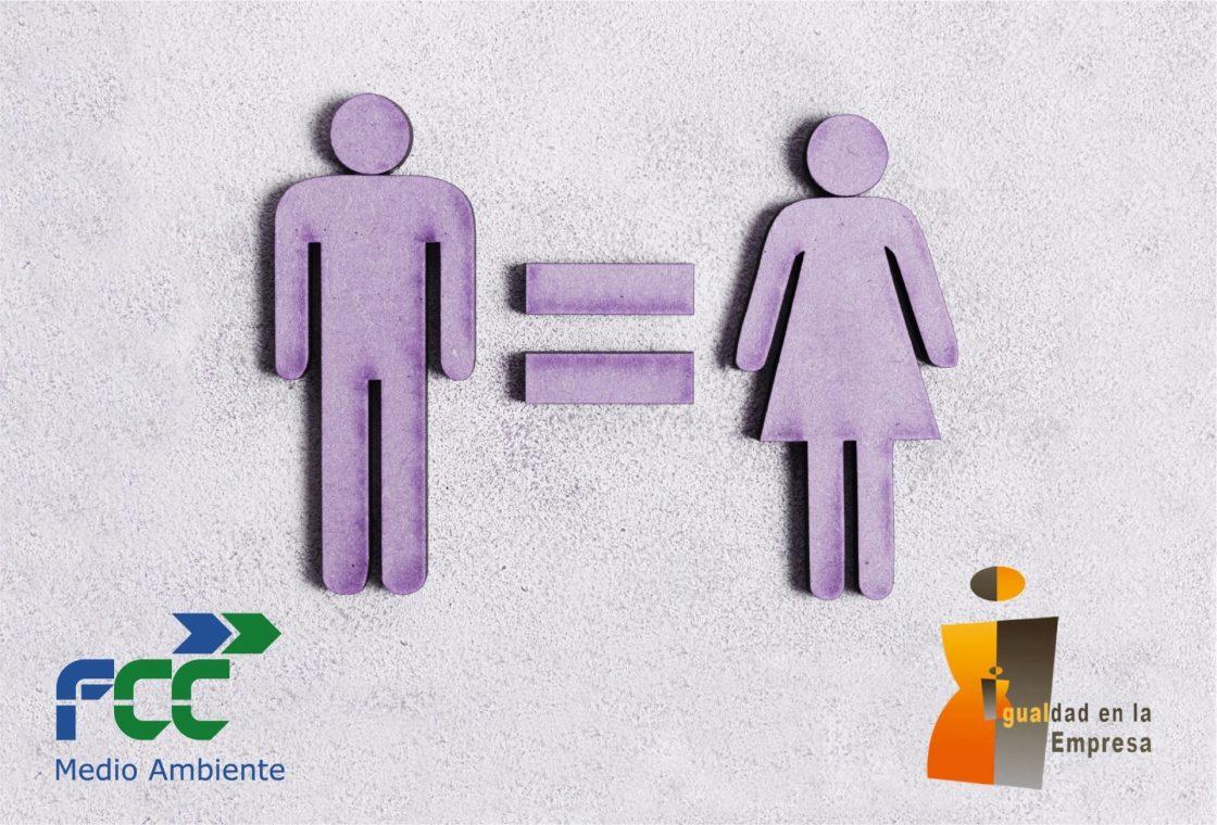 Imagen cedida por FCC Medio Ambiente tras obtener el Distintivo de Igualdad en la Empresa. CEDIDA/SOLO USO EDITORIAL