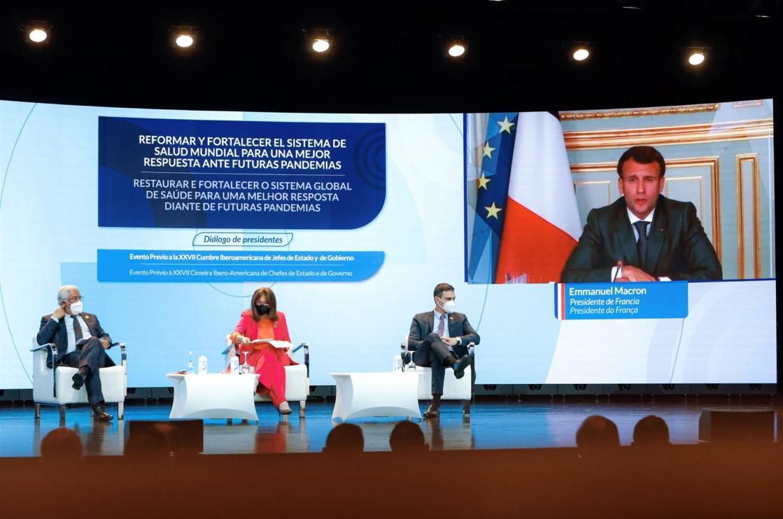 El jefe de Gobierno de Andorra apela a la unión de esfuerzos para afrontar futuras pandemias.