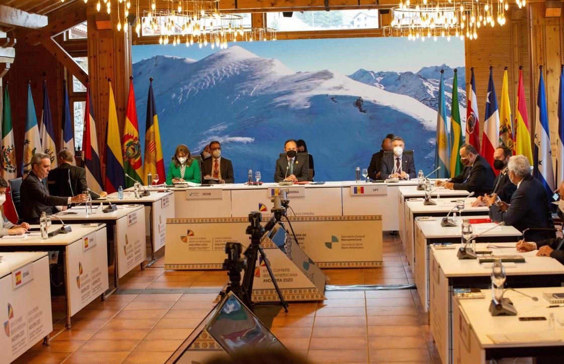 La XXVII Cumbre Iberoamericana, éxito de asistencia y propuestas económicas y sociales para la recuperación post covid. CEDIDA