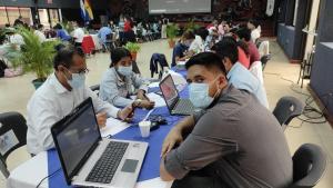 Un equipo de la Universidad Nacional Autónoma de Nicaragua gana la Hackatón Iberoamericana