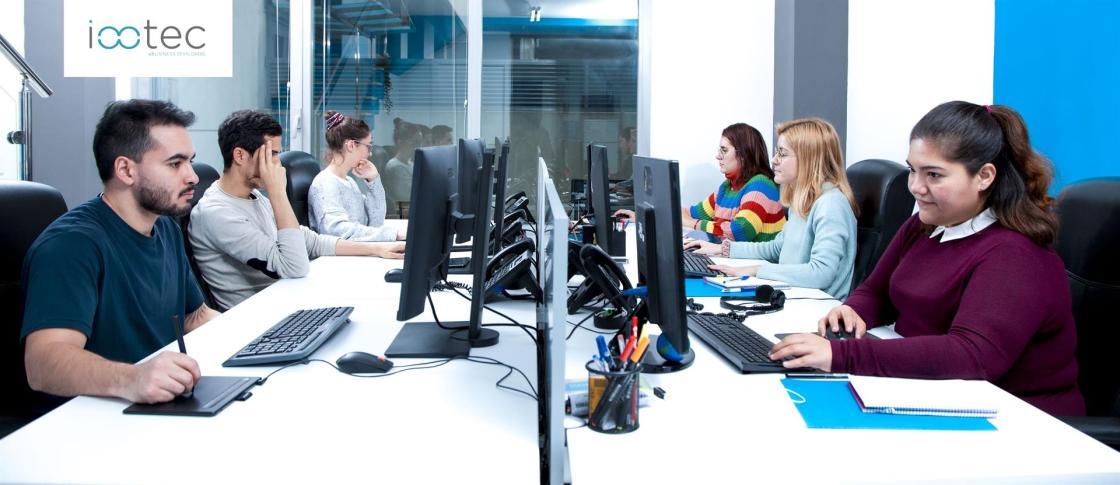 Personal iootec, dpto. marketing y estrategia digital.
