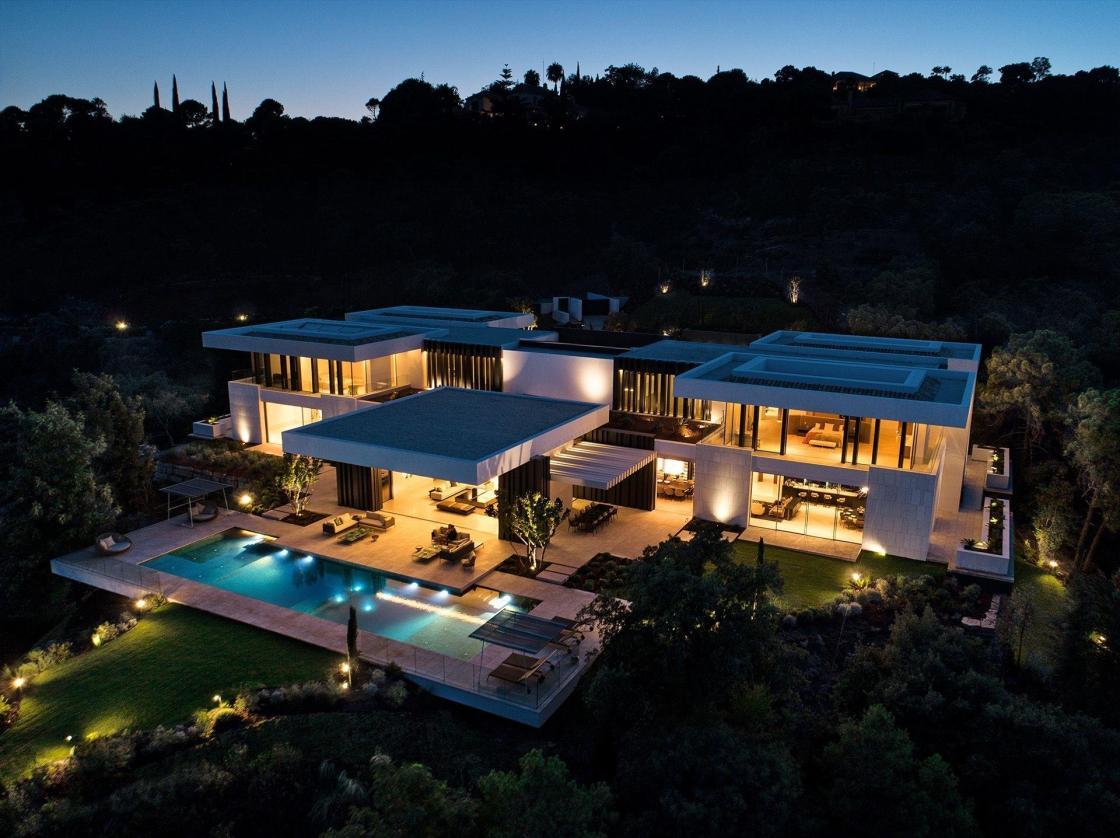 La villa mas valiosa en Europa / Autor: Drumelia Real Estate