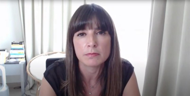La periodista Cristina Mitre. EFE
