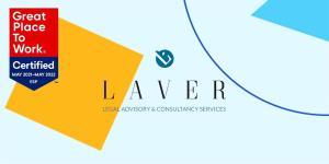 LAVER Consultores se certifica como un Gran Lugar para Trabajar