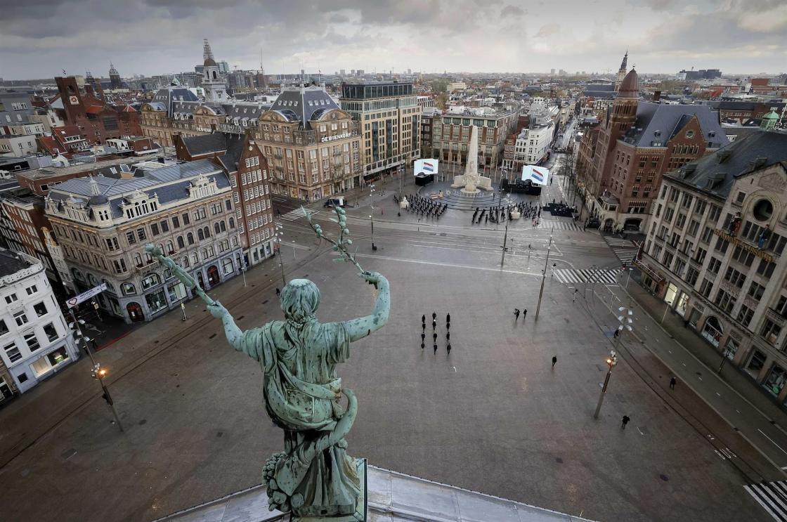 Hermitage Amsterdam consigue casi un millón euros en donaciones privadas para hacer frente a la caída de visitantes
