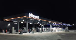 Apertura nueva gasolinera Nieves Llers / Autor: Petronieves, S.L.
