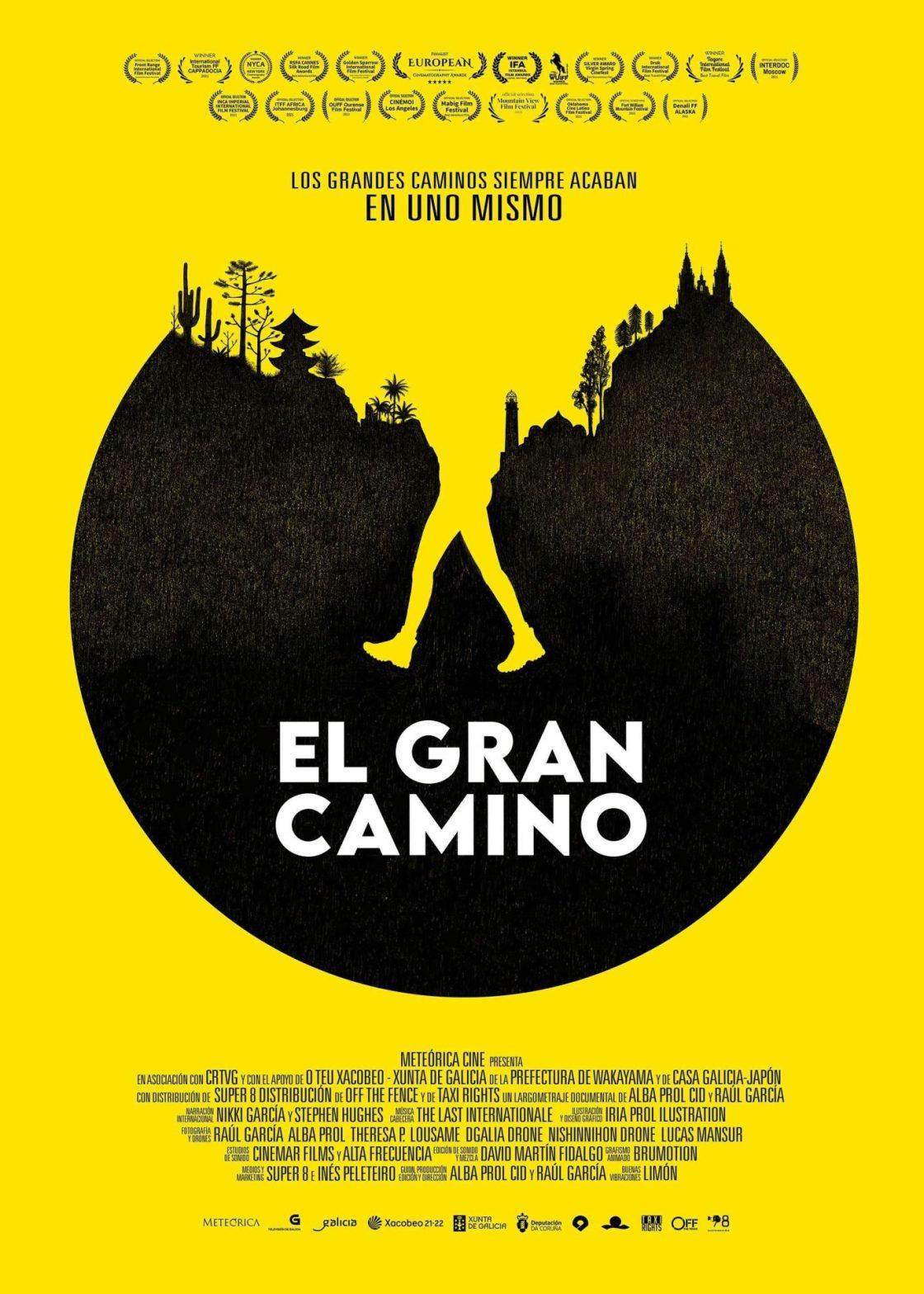 Preestreno Palacio de la Prensa. El Gran Camino (The Great Way).Autor: El Gran Camino. (The Great Way)