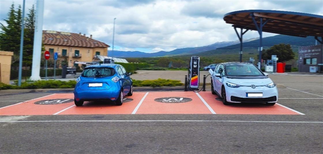 Idoneo, el Marketplace de renting de coches con la mayor oferta del mercado español se asocia con Wenea, el único operador español de vehículo eléctrico 100% independiente. CEDIDA