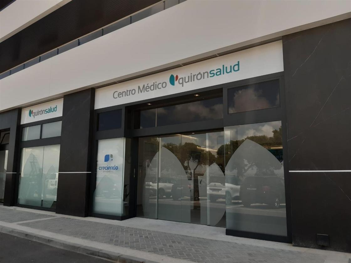 Quirónsalud consolida su oferta sanitaria en la provincia de Alicante con la apertura de un nuevo centro médico en Gran Alacant (Santa Pola).