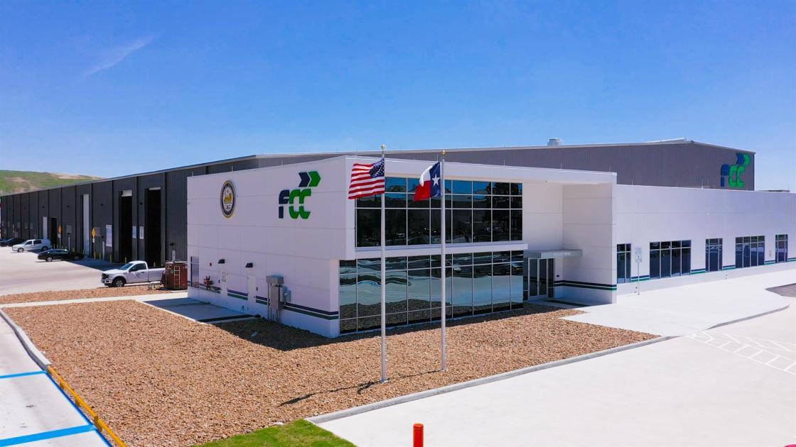 FCC Servicios Medio Ambiente obtiene el certificado Gold Glass para sus dos plantas de reciclaje en EEUU.