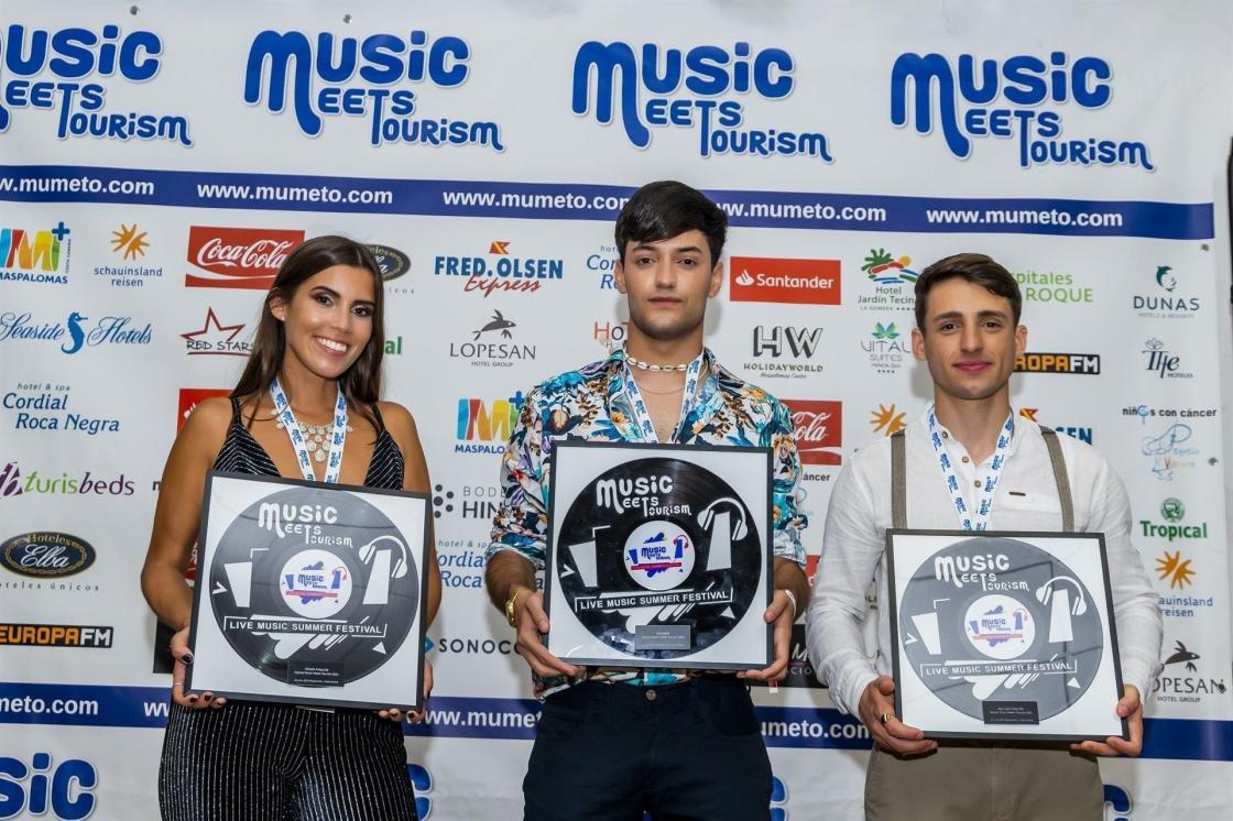 Yvonne Selena Rivero, Jonathan Almagro y Mario Nikolov (BulgariaAutor: Pablo Gutierrez