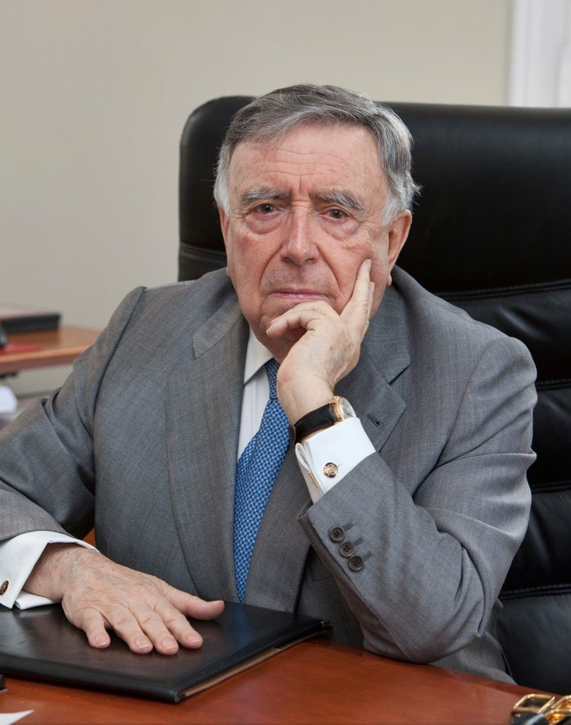 LUIS MARÍA ANSON PRESIDENTE DE LA SOCIEDAD EUROPEA DE FOMENTO SOCIAL Y CULTURALAutor: GTRES