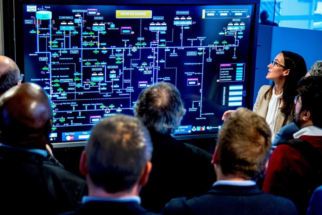 Global Omnium desplegará junto a Telefónica Tech 450.000 contadores inteligentes de nueva generación en toda España.