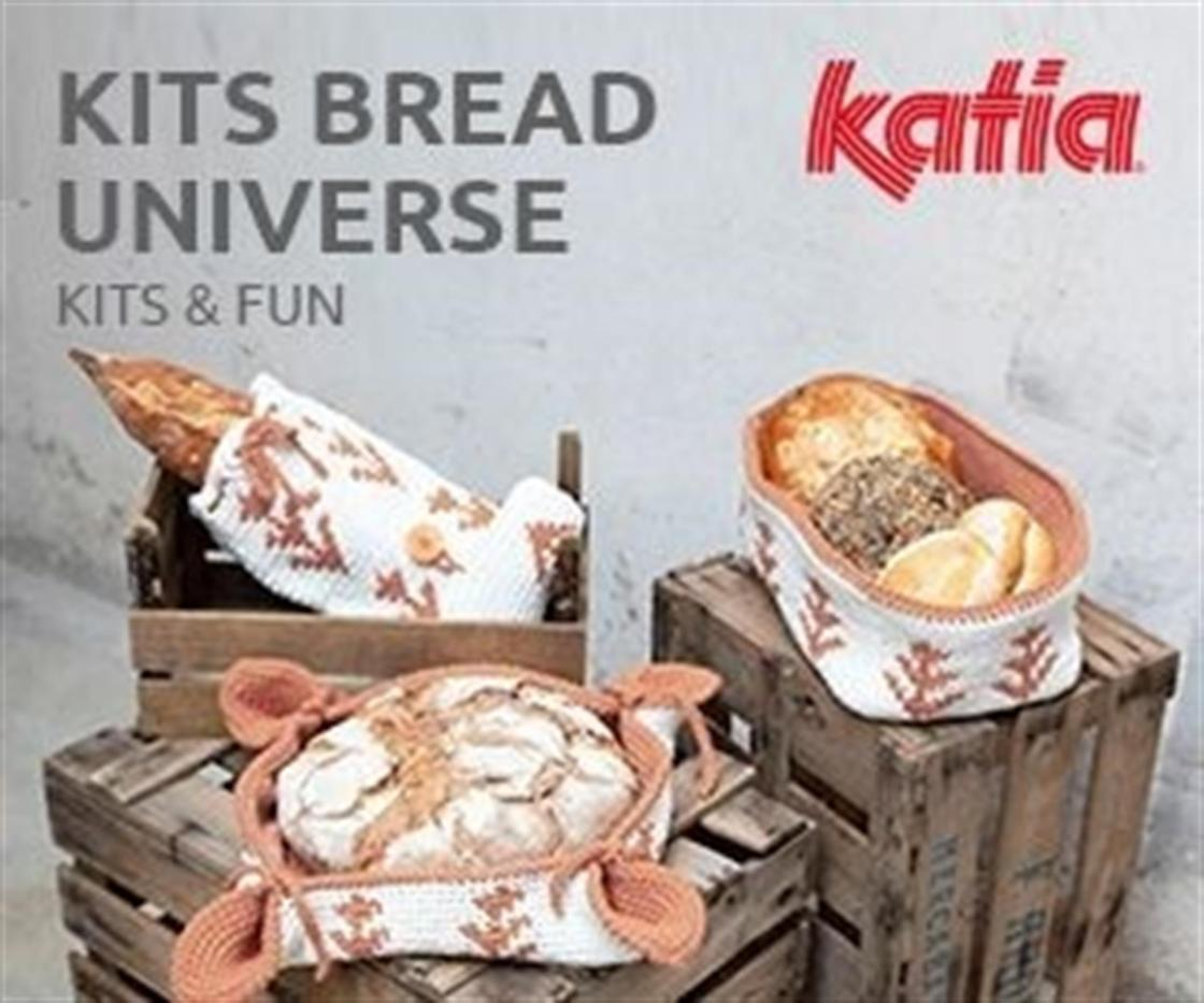 KIT ZERO WASTE BREAD UNIVERSE / Autor: KATIA