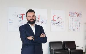 Daniel Segarra, director ejecutivo, en una de las sedes de Aitan.