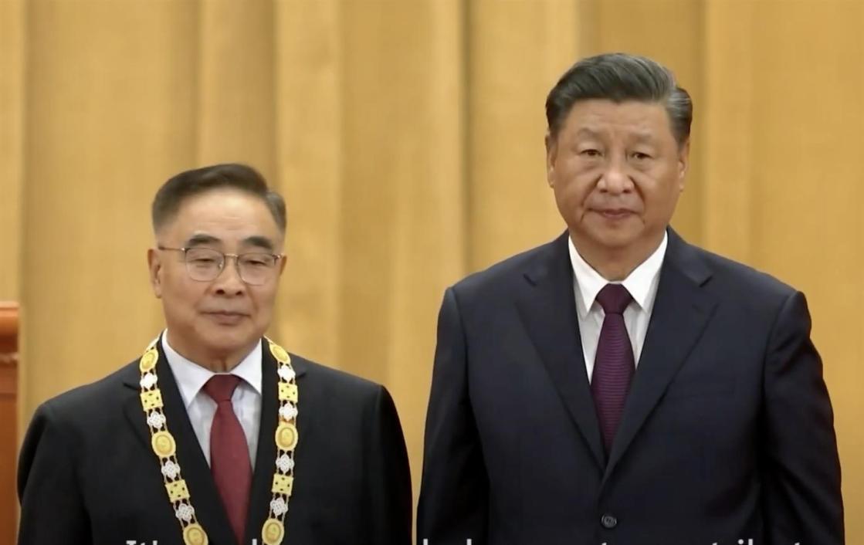 Zhang Boli, el médico héroe contra el COVID-19.