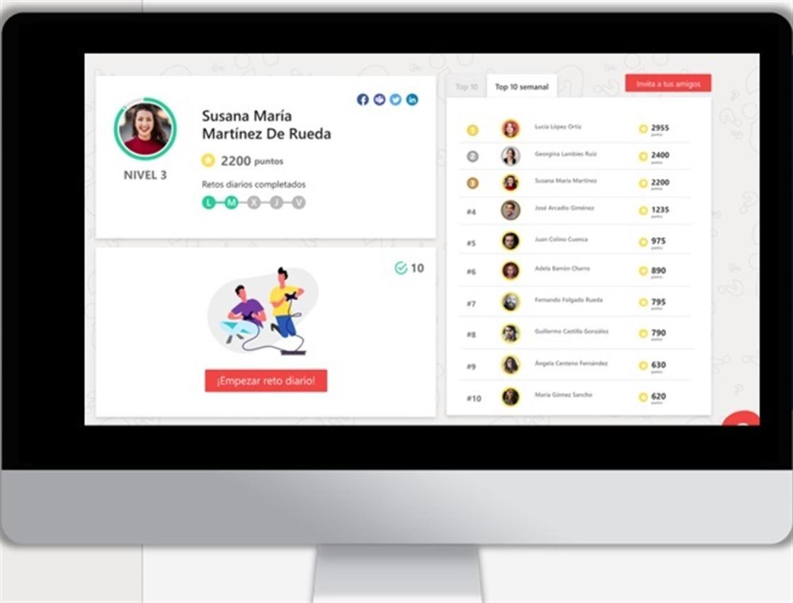 """ENCAMINA lanza una aplicación para ayudar a las organizaciones a superar la """"crisis de creatividad"""" tras la pandemia."""