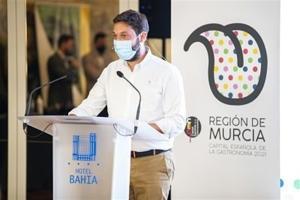 Juan Francisco Martínez Carrasco, director del Instituto de Turismo de la Región de Murcia.