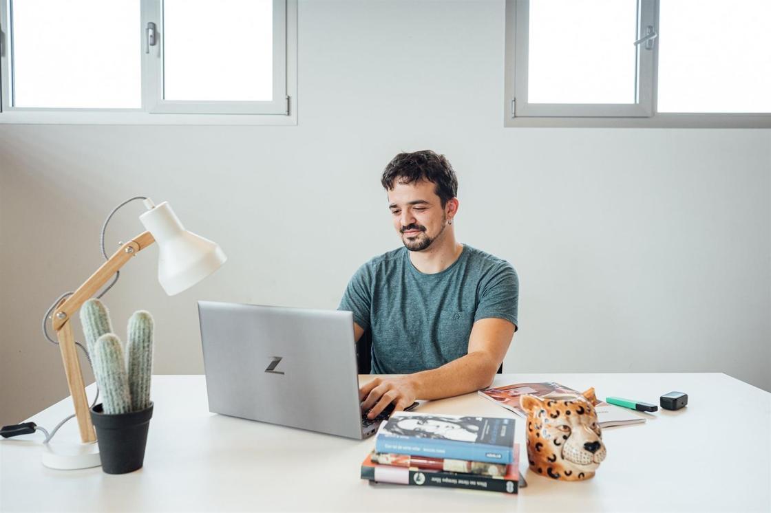 En ILERNA Online el alumno puede configurar sus estudios a su ritmo.