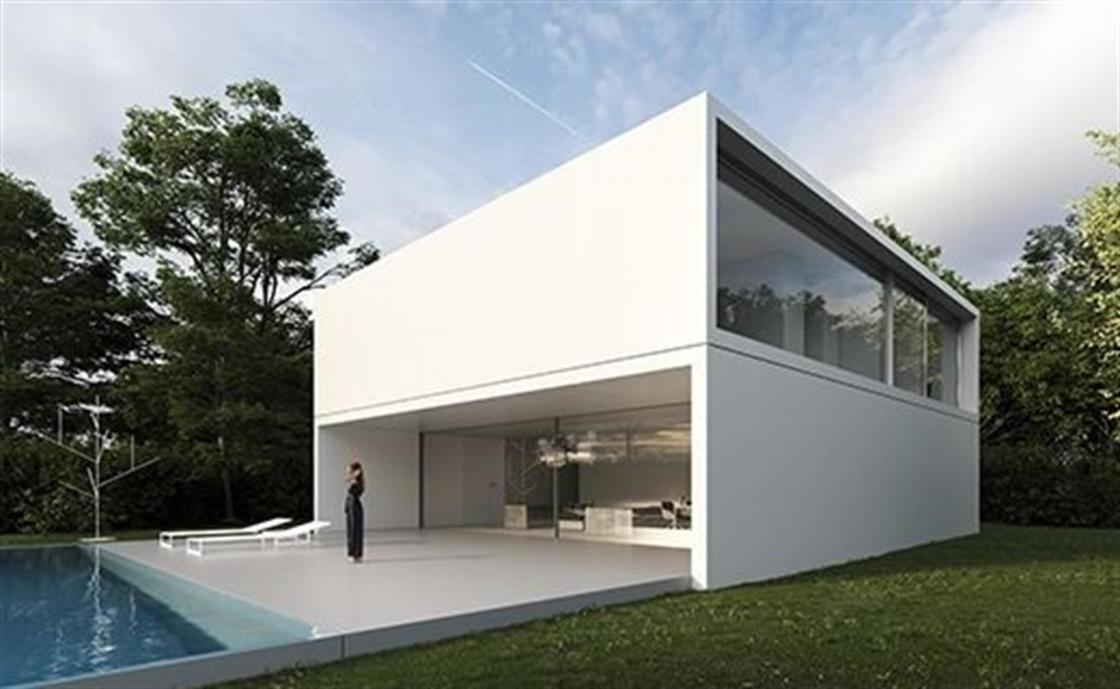 NIU Houses by Fran SilvestreAutor: Fran Silvestre Arquitectos