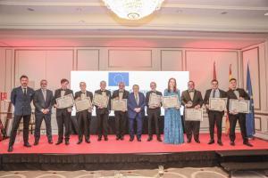 La Sociedad Europea de Fomento Social y Cultural otorga El Premio Dr.Fleming a la Excelencia Sanitaria 2021.