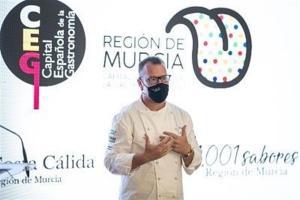 Pablo González-Conejero, chef de Cabaña Buenavista.