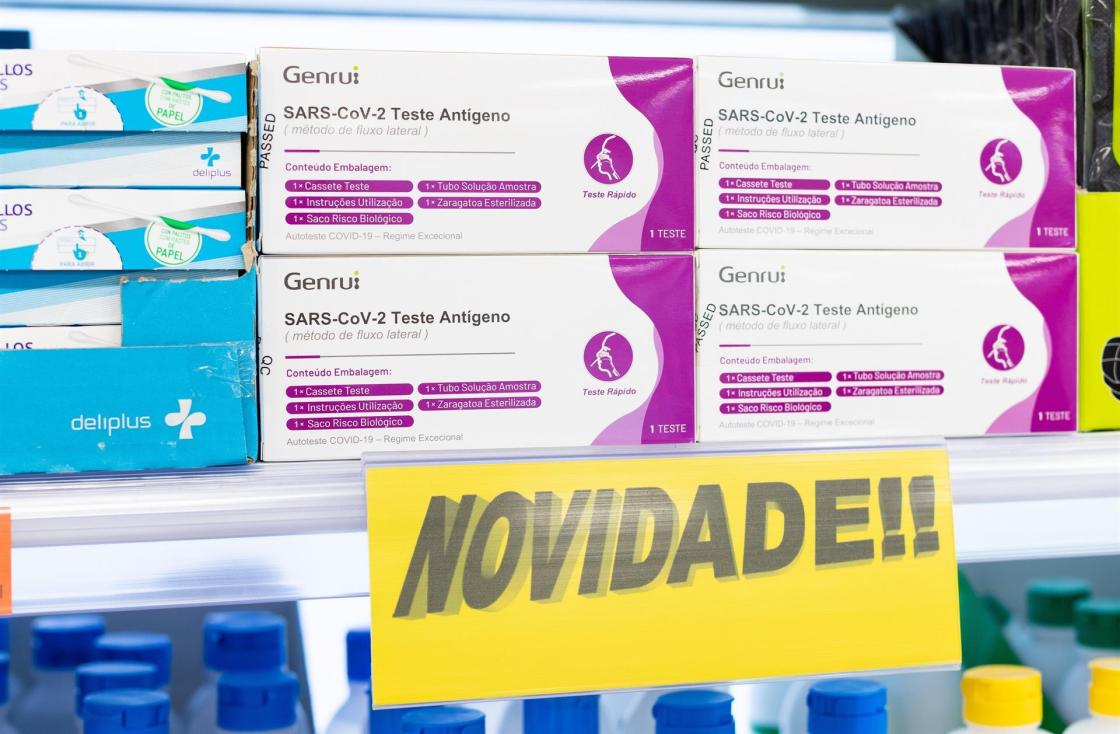 Mercadona empieza a vender test de antígenos en Portugal
