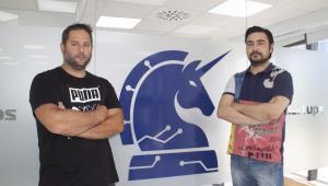 Alejandro Guerra y Javier Romay, parte del equipo de Smartups.io / Autor: SmartUps Sociedad Limitada