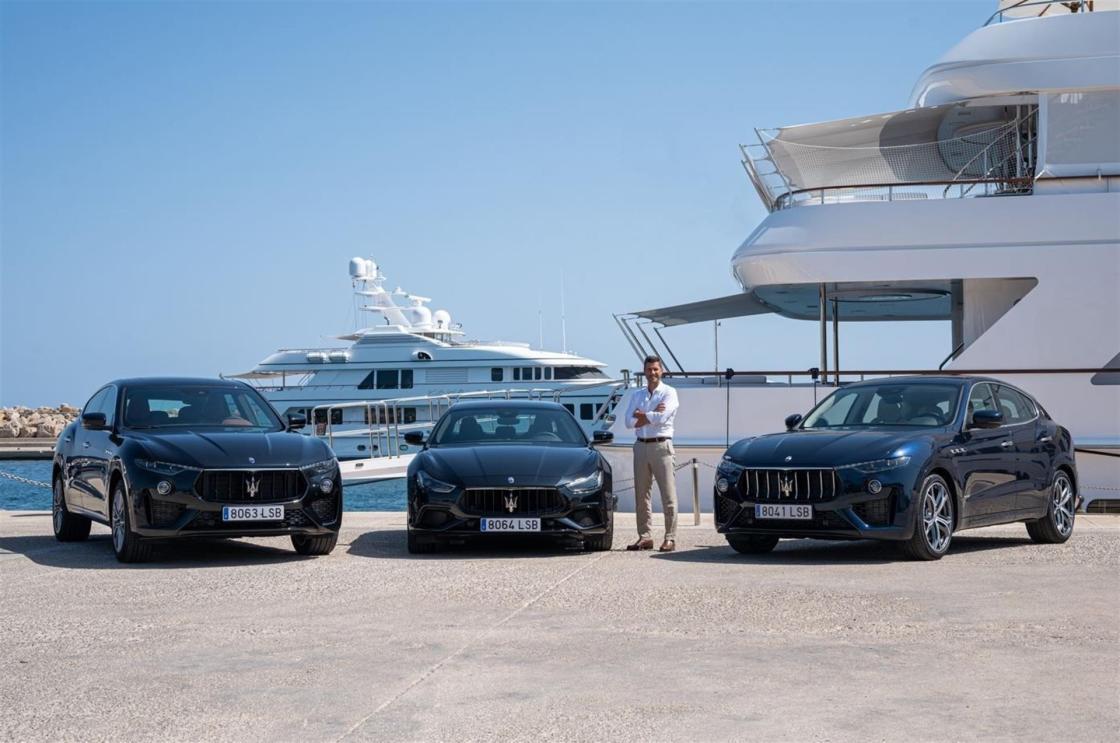 Flota top premium OK Mobility - Othman Ktiri / Autor: OK Mobility