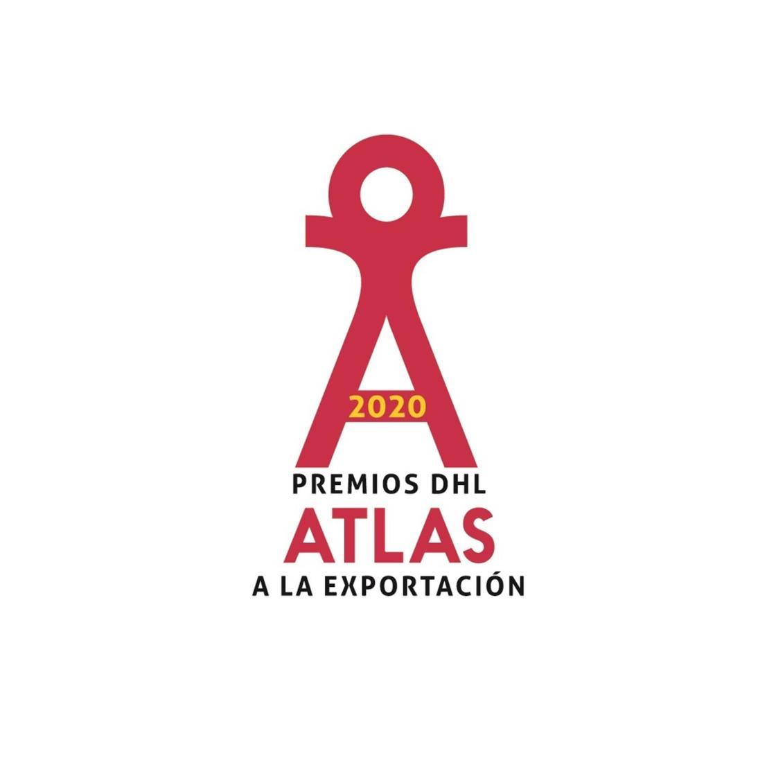 Logo Premios DHL ATLAS A La Exportación